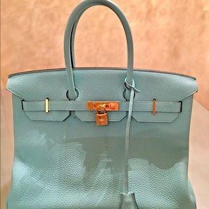 d2ca0390fb80 Hermes Bags - Hermes Birkin Receipt   Authenticated 👜